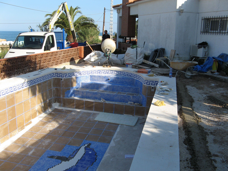 Photo construction piscine n 6 for Construction piscine 40